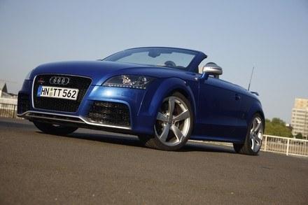 Audi TT RS roadster /