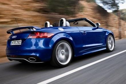 Audi TT RS /INTERIA.PL