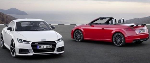 Audi TT S line competition - edycja specjalna