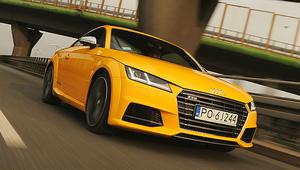 Audi TTS - całe mnóstwo emocji, ale pod kontrolą