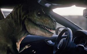 Audi uszczęśliwiło T-Rexa