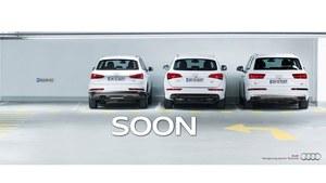 Audi zapowiada nowy model. Wiesz jaki?