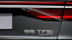 Audi zmienia oznaczenia wersji silnikowych