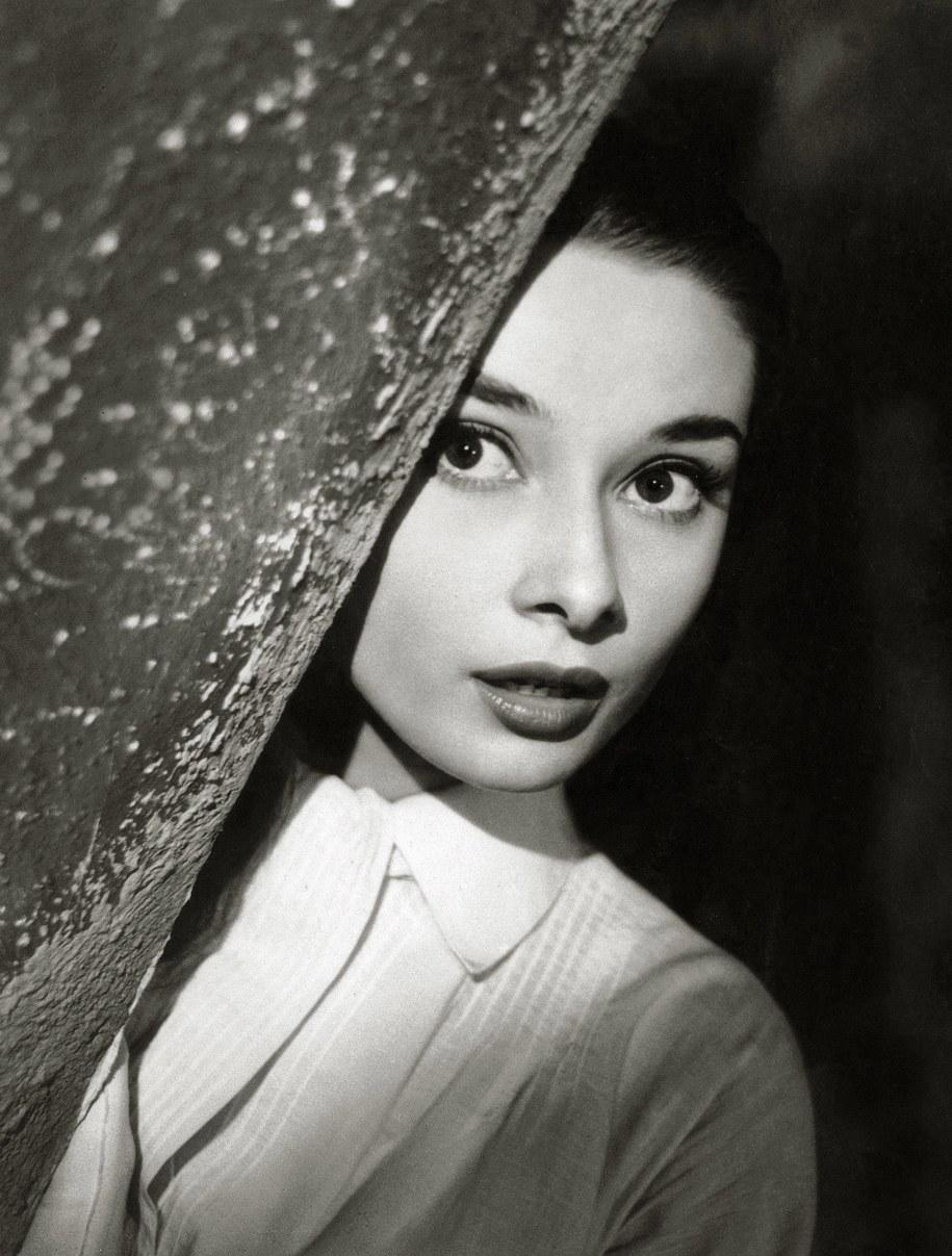 Audrey Hepburn /Photoshot    /PAP