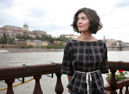 Audrey Tautou reklamuje Chanel No.5 i zagra też słynną projektantkę mody. /AFP