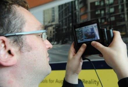 Augmented reality /materiały prasowe