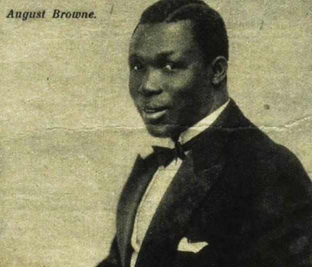August Agbola Browne walczył w powstaniu warszawskim /Domena publiczna /Wikimedia