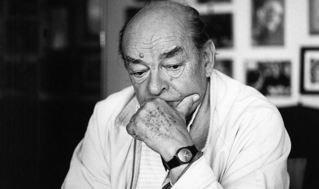 August Kowalczyk (1921-2012) /Agencja FORUM