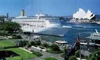 Australia: port i opera w Sydney /Encyklopedia Internautica