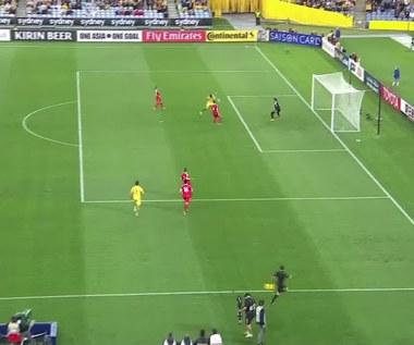 Australia - Syria 2-1 po dogrywce. Wideo