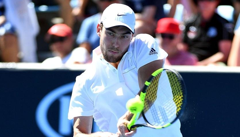 Australian Open: Jerzy Janowicz przegrał z Marinem Ciliciem w 1. rundzie