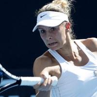 Australian Open. Magda Linette odpadła w deblu
