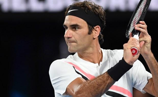 Australian Open: Roger Federer po raz siódmy w finale turnieju
