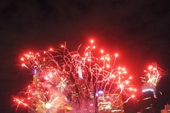 Australijczycy już przywitali Nowy Rok
