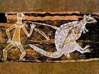 "Australijska sztuka: malarstwo ""rentgenowskie /Encyklopedia Internautica"