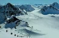 Austria: lodowiec Stubaital w Alpach austriac /Encyklopedia Internautica