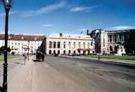 Austria: pałac Hofburg w Wiedniu /Encyklopedia Internautica