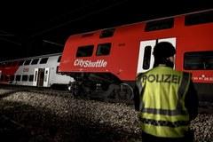 Austria: Zderzenie dwóch pociągów, są ranni