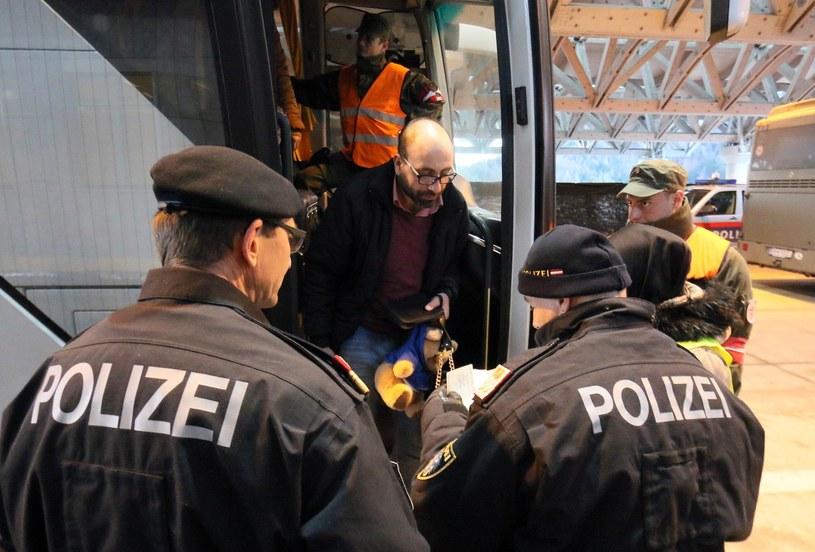 Austriacka policja, zdj. ilustracyjne /AP /East News