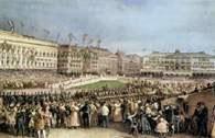 Austro-Węgry: Koronacja Franciszka Józefa na króla Węgier, 1867 /Encyklopedia Internautica