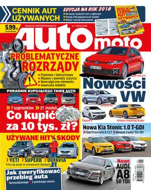 """""""Auto Moto"""" 1/2018 /Auto Moto"""