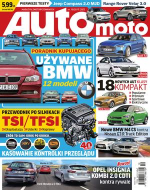 """""""Auto Moto"""" 10/2017 /Auto Moto"""