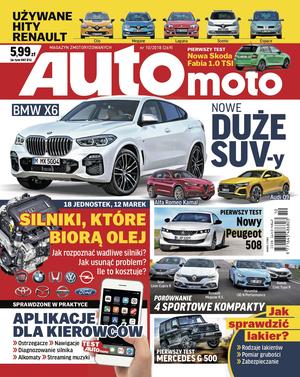 """""""Auto Moto"""" 10/2018 /Auto Moto"""