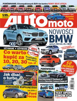 """Auto Moto"" 11/2016 /Motor"