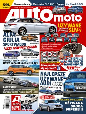 Auto Moto 12/2016 /Auto Moto
