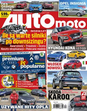 """""""Auto Moto"""" 12/2017 /Auto Moto"""