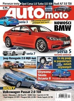 """""""Auto Moto"""" 2/2015 /Auto Moto"""
