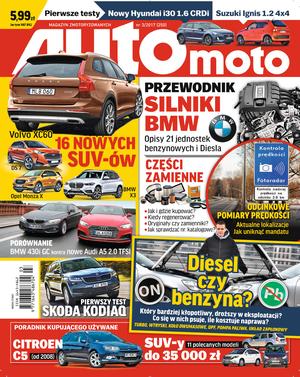 """""""Auto Moto"""" 3/2017 /Auto Moto"""