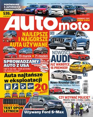 """""""Auto Moto"""" 4/2017 /Auto Moto"""