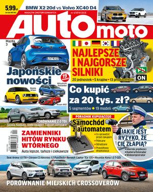 """""""Auto Moto"""" 4/2018 /Auto Moto"""
