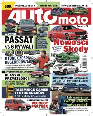"""""""Auto Moto"""" 7/2017 /Auto Moto"""
