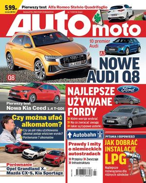 """""""Auto Moto"""" 7/2018 /Auto Moto"""