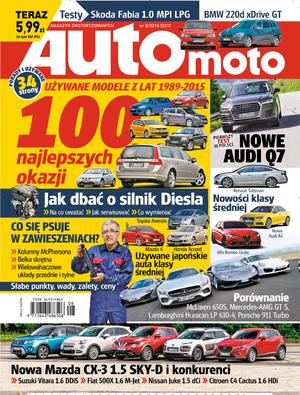 """""""Auto Moto"""" 8/2015 /Auto Moto"""