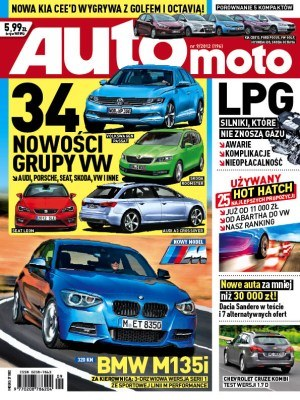 """""""Auto Moto"""" 9/2012 /Auto Moto"""