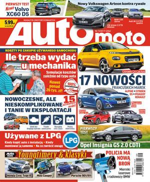 """""""Auto Moto"""" 9/2017 /Auto Moto"""
