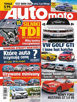 Auto Moto nr 10/2015 /Auto Moto