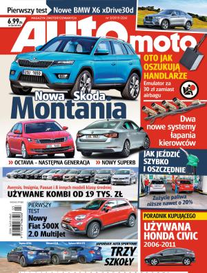 """""""Auto Moto"""" nr 3/2015 /Auto Moto"""