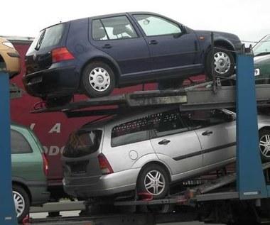 Auto z Niemiec to złom!