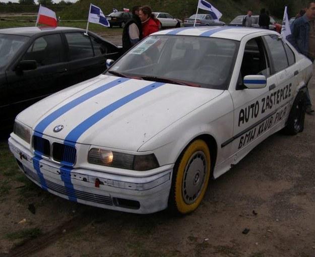 Auto zastępcze BMW