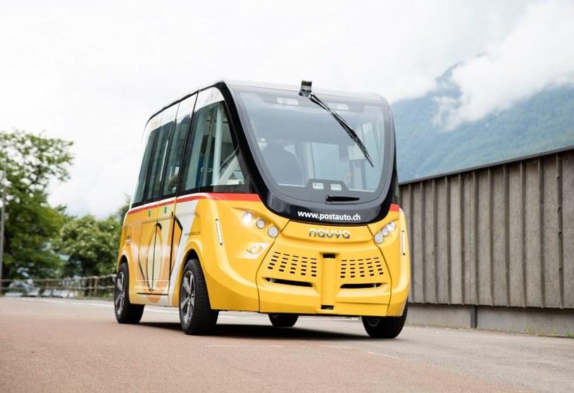 Autobusy kursują już po ulicach Sion /materiały prasowe