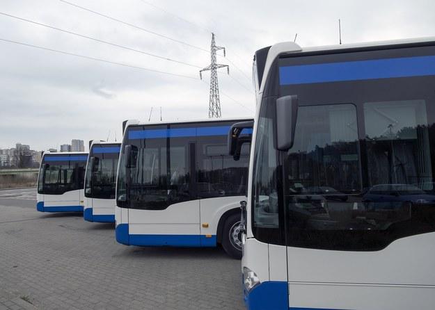 Autobusy marki Mercedes Citaro O530 C2 w Gdyni; zdj. ilustracyjne /Marek Michalak /East News