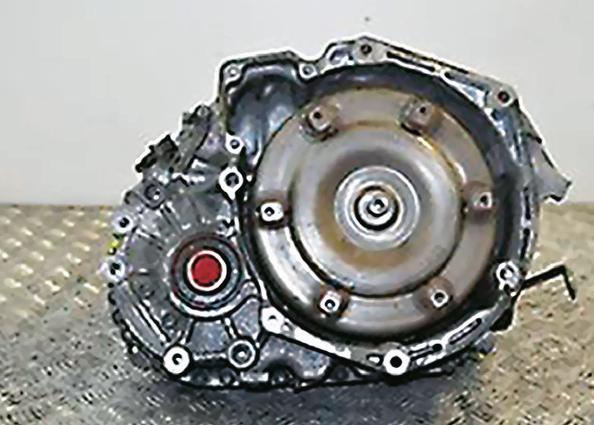 Automat Volvo S60. /Motor