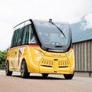Autonomiczne autobusy jeźdżą już w Szwajcarii