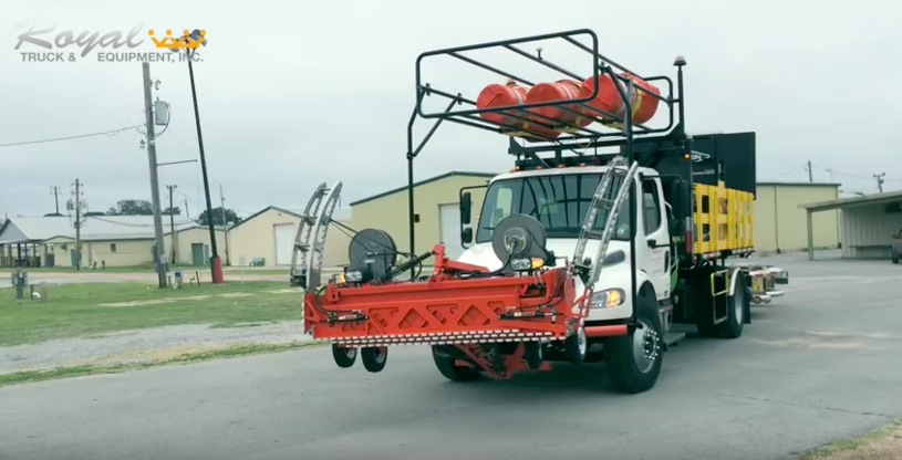 Autonomiczne ciężarówki na drogach Florydy /materiały prasowe