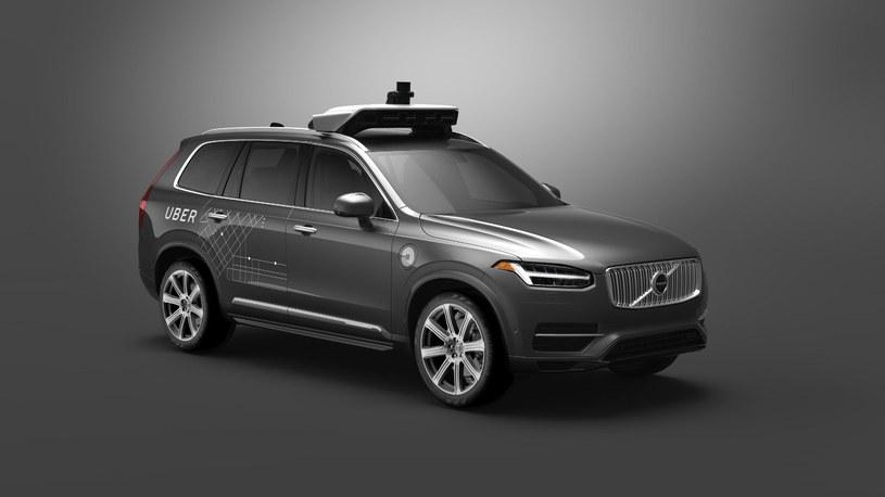 Autonomiczne Volvo XC90 /INTERIA.PL/informacje prasowe
