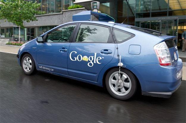 Autonomiczny samochód Google'a /AFP